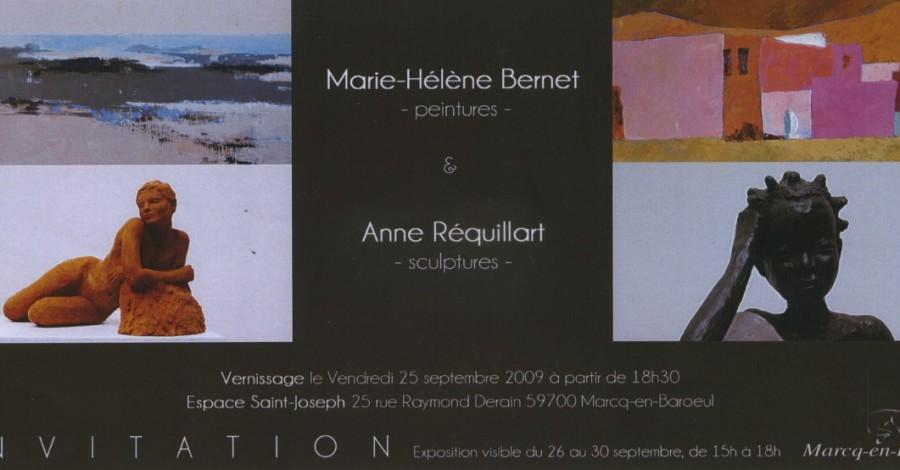 thumbnail exposition saint joseph terres ethniques by Anne Requillart