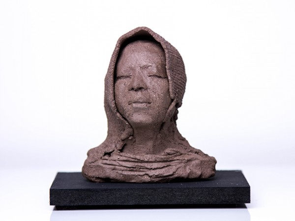 thumbnail galerie sculpture terre cuite femme somalie terres ethniques by Anne Requillart