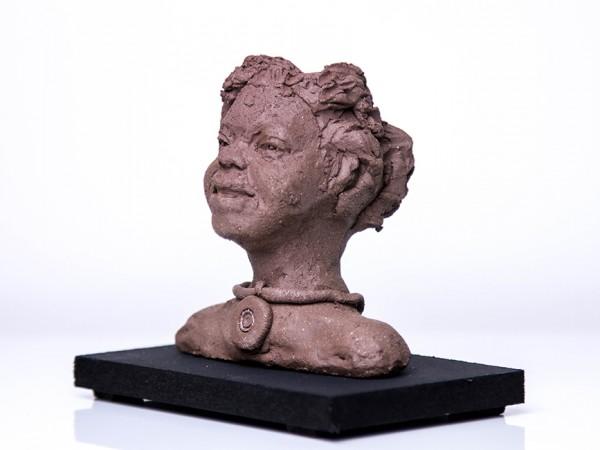 thumbnail galerie sculpture terre cuite Afrique terres ethniques by Anne Requillart