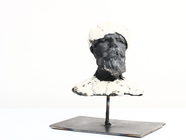 thumbnail galerie sculpture raku Inde terres ethniques by Anne Requillart