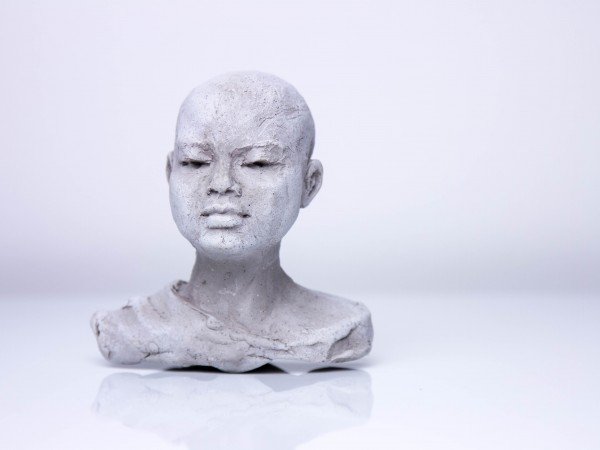 thumbnail galerie sculpture terre cuite Phuong terres ethniques by Anne Requillart